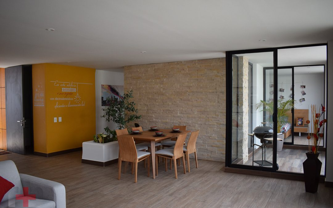 Los acabados de nuestros apartamentos | Edificio Quimbaya